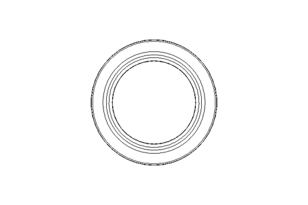 Shaft seal HTSII 20x30x7 PTFE