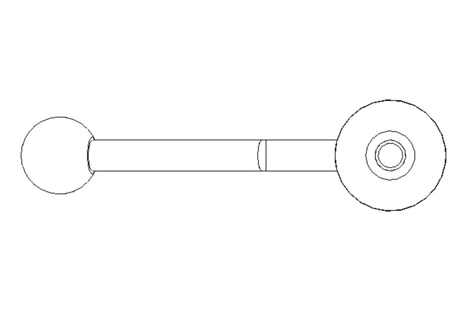 CLAMPING LEVER