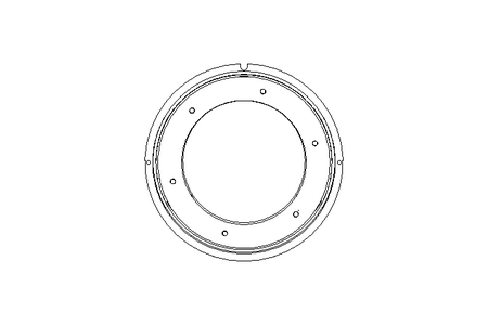 Axial face seal 140x193x72