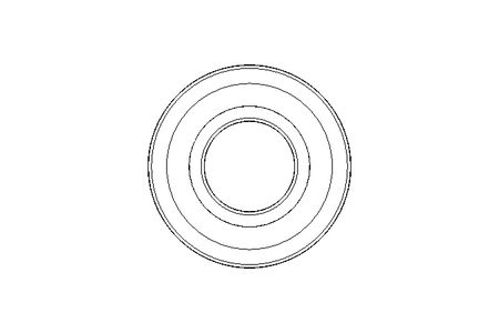 Angular-contact ball bearing 7309B 45