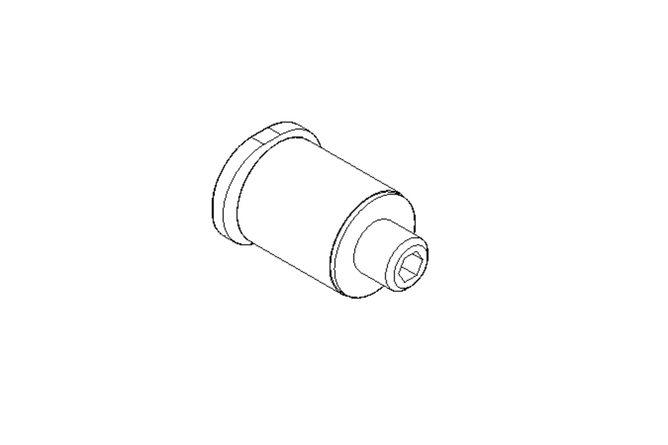 Push-in connector