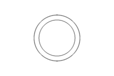 Deep-groove thrust ball bearing 51117 85