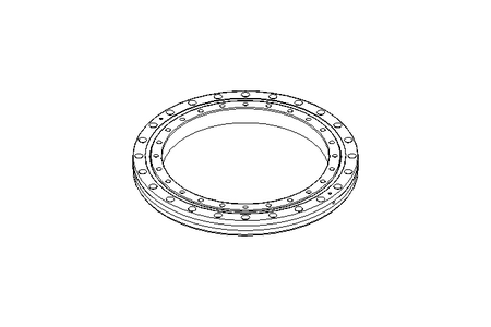 Crossed roller bearing 220x295x25.4
