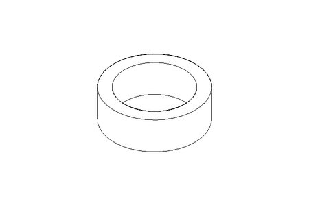 Guide ring 8.7x11.7x4 PTFE