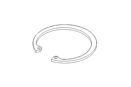 Retaining ring 65x2.5 A2 DIN472