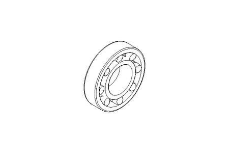 Spherical roller bearing 21313 E1-K 65