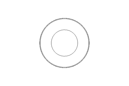 Deep-groove thrust ball bearing 51102 15