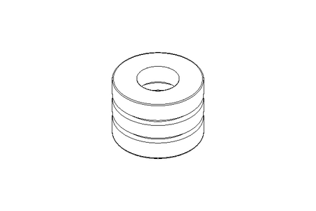 Deep-groove thrust ball bearing 52409 35