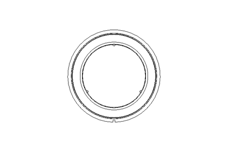 Axial face seal 180x233x138