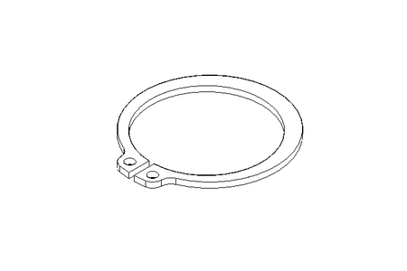 Retaining ring 26x1.2 A2 DIN471