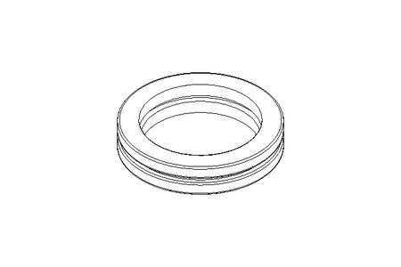 Deep-groove thrust ball bearing 51113 65