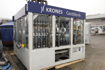 Blowmoulding Machine, Contiform C10