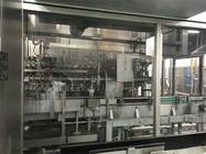 Filling line for cans Krones KHS beer and soft drinks