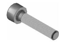 SCREW SOC HD M 2.5X12 DIN  912